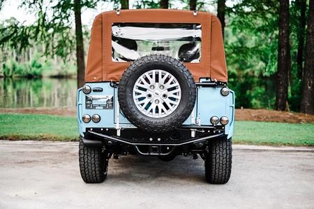 Land Rover Defender 90 Oprey Custom Cars 5