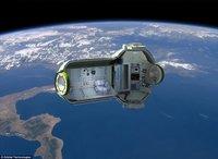 ¿Deseas viajar?, que tal un hotel en el espacio