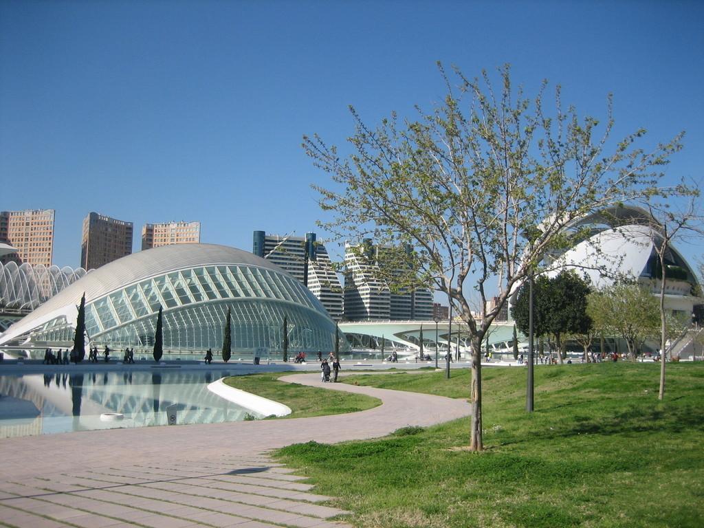 Foto de Ciudad de las Artes y las Ciencias (3/21)