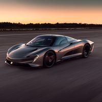 ¡Brutal! El McLaren Speedtail ya es el modelo más rápido de la historia de la marca, alcanzando los 403 km/h más de 30 veces