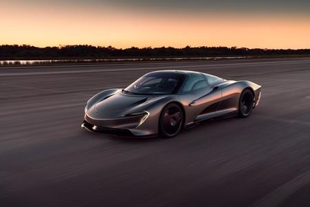 Mclaren Speedtail Record 01