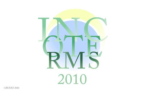 Incoterms 2010: principales novedades