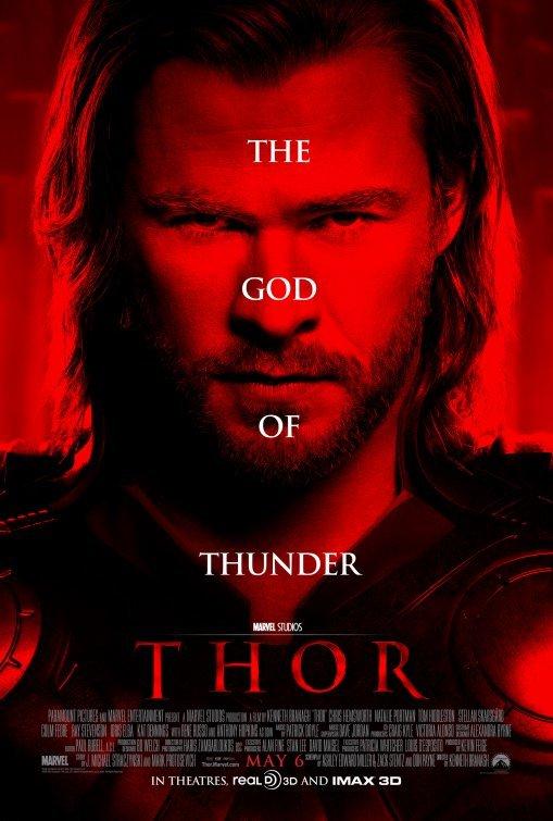 Foto de 'Thor', nuevos carteles (1/4)