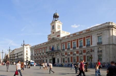 El dinero de España está en Madrid