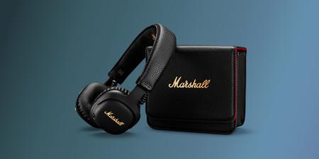Los auriculares Marshall Mid A.N.C. tienen cancelación de ruido y aptX por 108,59 euros en Amazon, su precio mínimo histórico