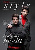 Maxi Iglesias y Luis Fernández, por una cuestión de estilo en Shangay