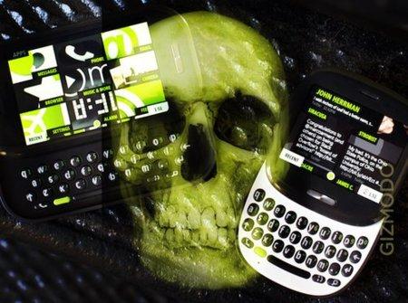 Microsoft deja de lado sus teléfonos sociales Kin tras seis semanas desde el lanzamiento