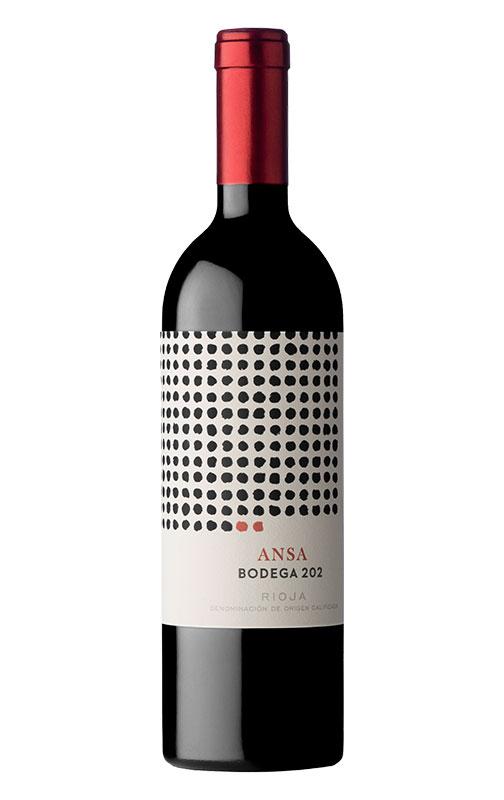 Ansa 2015, Bodegas 202. DOCa Rioja.