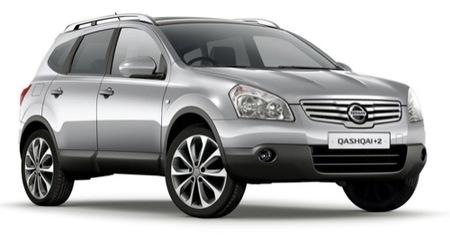 Nissan Qashqai n-tec