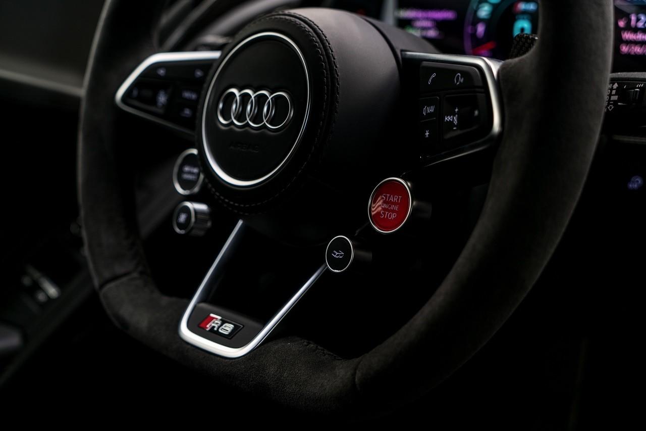 Foto de Audi R8 V10 Plus Coupé Competition Package (9/12)