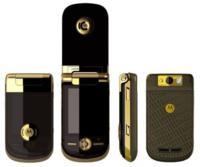 Motorola MING A1600 edición de lujo Cartier