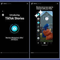 TikTok se copia de Instagram (para variar) y añaden el formato de historias efímeras