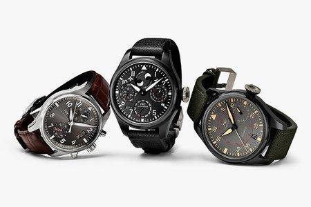 IWC y su línea Pilot 2012, solo para los muy relojeros