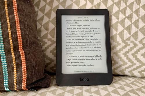 Kobo Nia, análisis: ideal para quien no quiere gastarse más de 100 euros en un libro electrónico