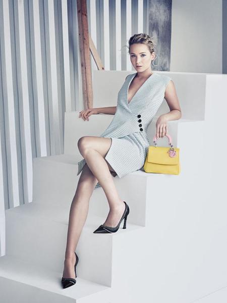 Jennifer Lawrence Be Dior Primavera 2015 Campana