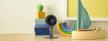 La cámara de vigilancia Google Nest Cam para interiores está rebajada a su precio mínimo histórico en Amazon: 118,99 euros