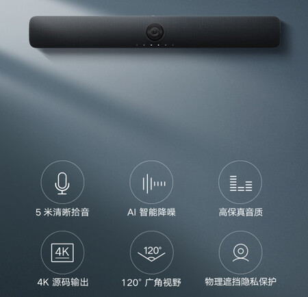 Xiaomi Audio And Video Conference Speaker 1