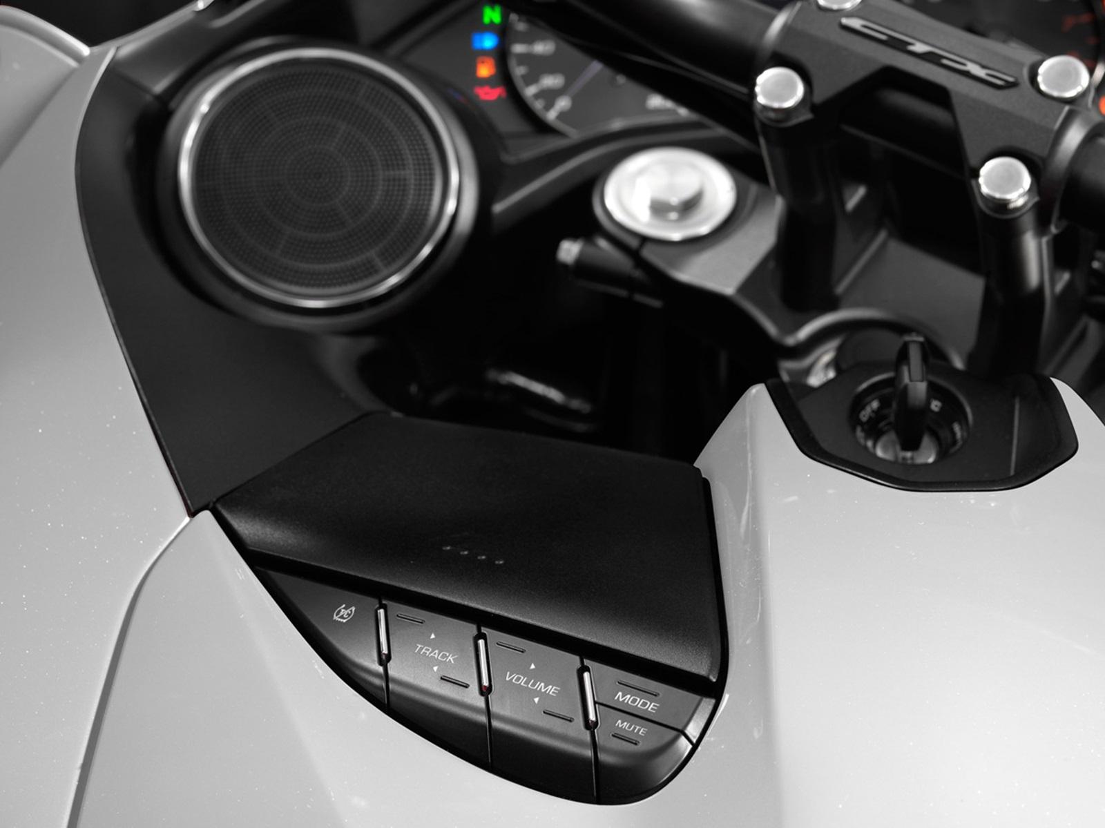 Honda VTX 1300 en detalle