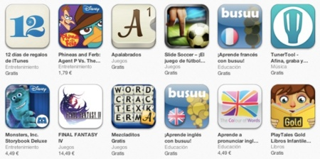 app store aplicaciones apple ios iphone