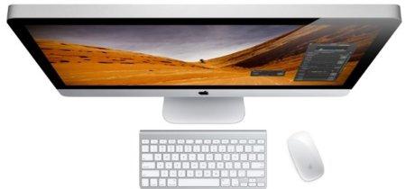 Nuevos iMac con procesadores de cuatro núcleos y puertos Thunderbolt