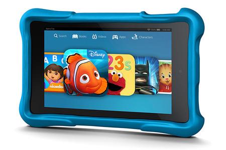 Fire HD Kids Edition, la tablet de Amazon pensada en los peques