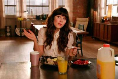 El espectacular apartamento de Zooey Deschanel en New Girl