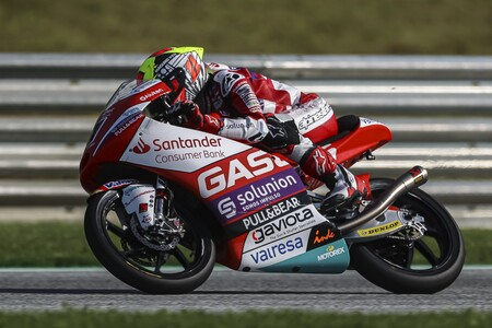 Sergio Garcia Austria Moto3 2021