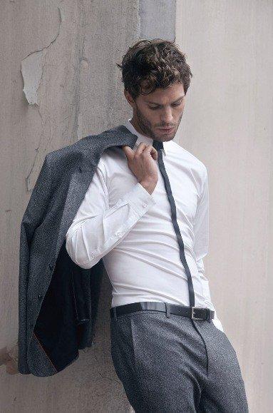 Moda para hombres: ya estamos en el otoño, o al menos eso parece según las marcas