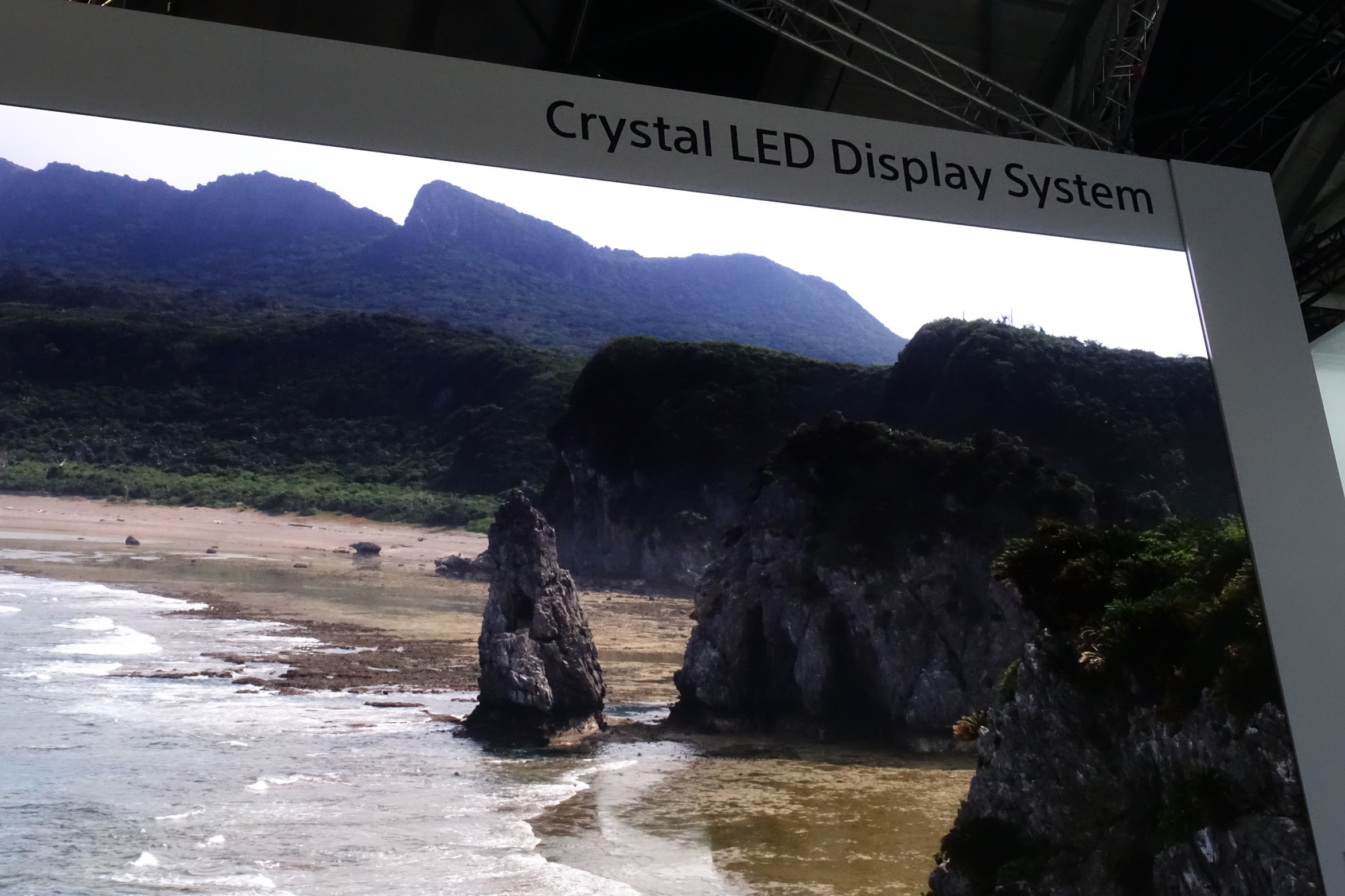 Sony Crystal LED