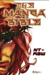 La Biblia en versiones manga
