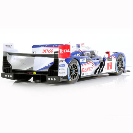 EnduranceToyota TS030 Hybrid - 2013 Le Mans 24 Hours
