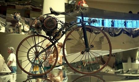 Michaux-Perreaux velocípedo