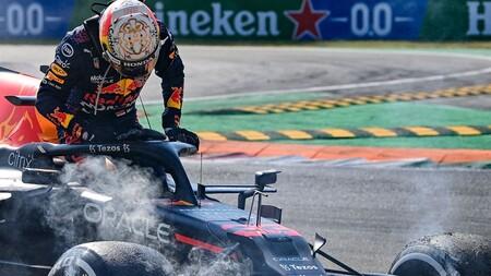 Verstappen Italia F1 2021