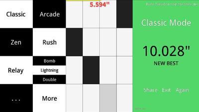 La versión oficial del adictivo juego 'Piano.Tiles' llega al fin a Windows Phone