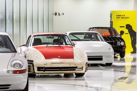 """Visita al Museo Porsche: la colección """"Project: Top Secret!"""" (parte 1)"""