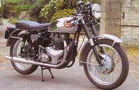 BSA elegida marca para los AMA Vintage Motorcycle Days 2009