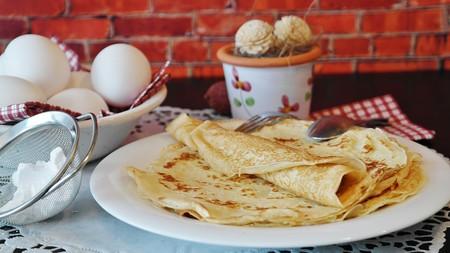 Cómo hacer crêpes sin huevo, sin lácteos y sin gluten: celebrando el Día de La Candelaria