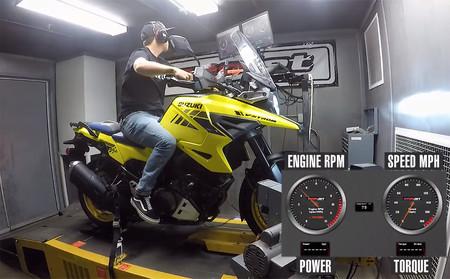 Suzuki Dl1050 Vstrom Banco Potencia 2020