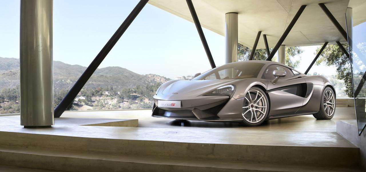 Foto de McLaren 570S Coupé (13/30)
