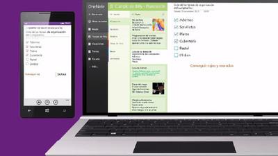 Microsoft actualiza la web de OneNote y facilita su acceso a la espera de Office Online