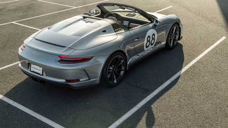 Tras la subasta, el último de los Porsche 911 Speedster recauda un millón de dólares para ayudar a combatir el coronavirus