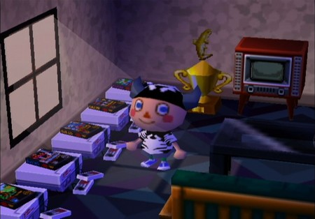 Animal Crossing Nes Games