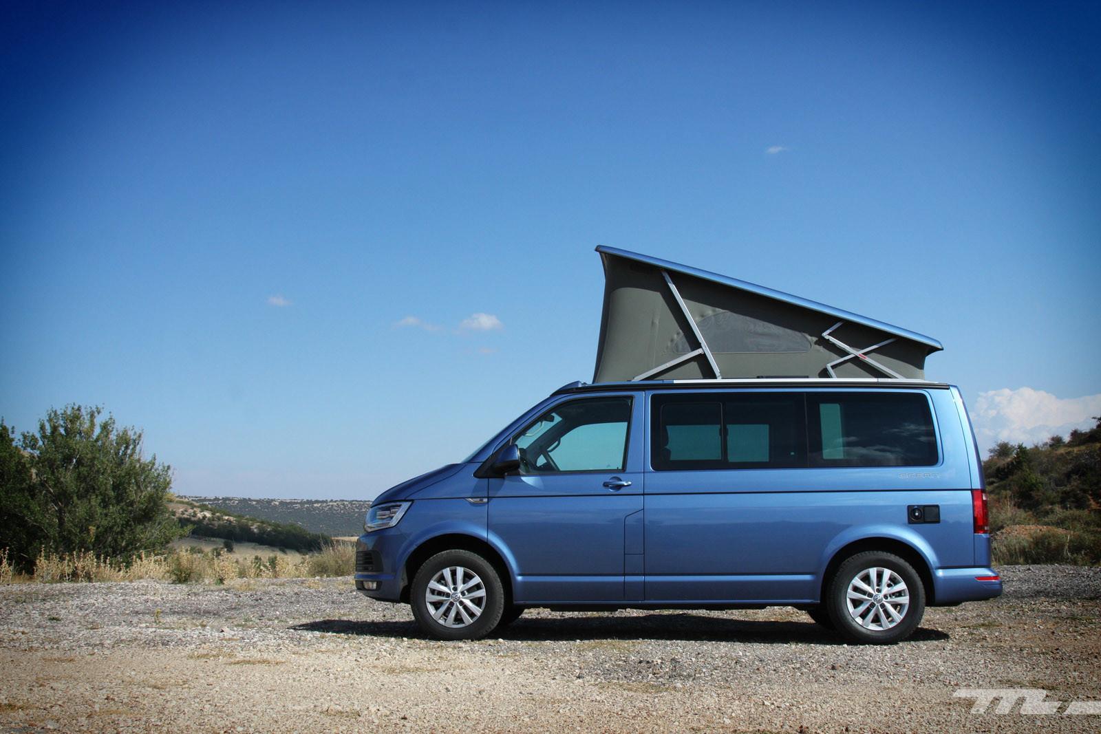 Foto de Volkswagen California T6 (prueba) (21/34)