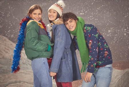 La Navidad más retro invade la nueva colección de Lefties (¡y nos encanta!)