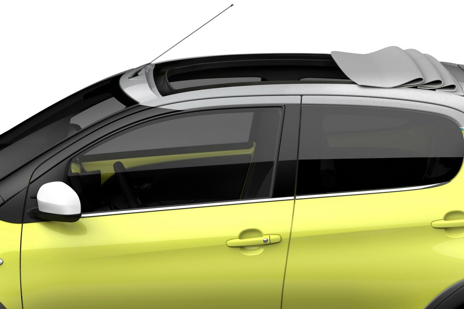 Foto de Citroën C1 Urban Ride Concept (6/8)