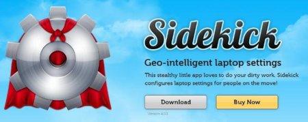 Sidekick, o cómo cambiar ajustes en OS X según el lugar donde te encuentres