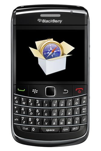 RIM trabaja en un navegador basado en WebKit para su BlackBerry