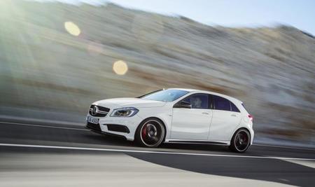 Mercedes-Benz A 45 AMG, a la venta en España por 54.750 euros