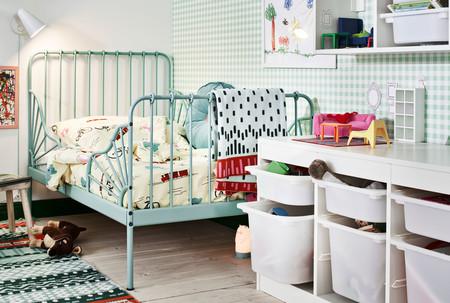 Catálogo de Ikea 2021: novedades para espacios infantiles alegres, confortables y muy bien organizados