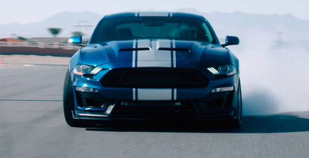 Ford Shelby Super Snake 2018
